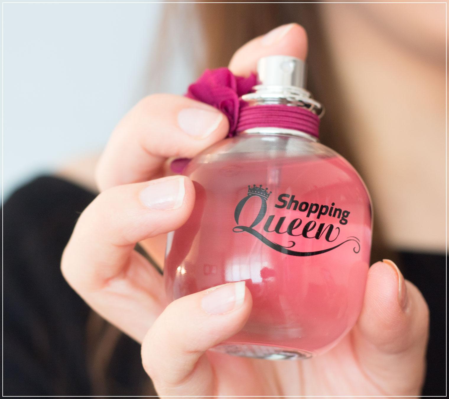 Shopping Queen, Parfum, Midnight Queen, Merchandise