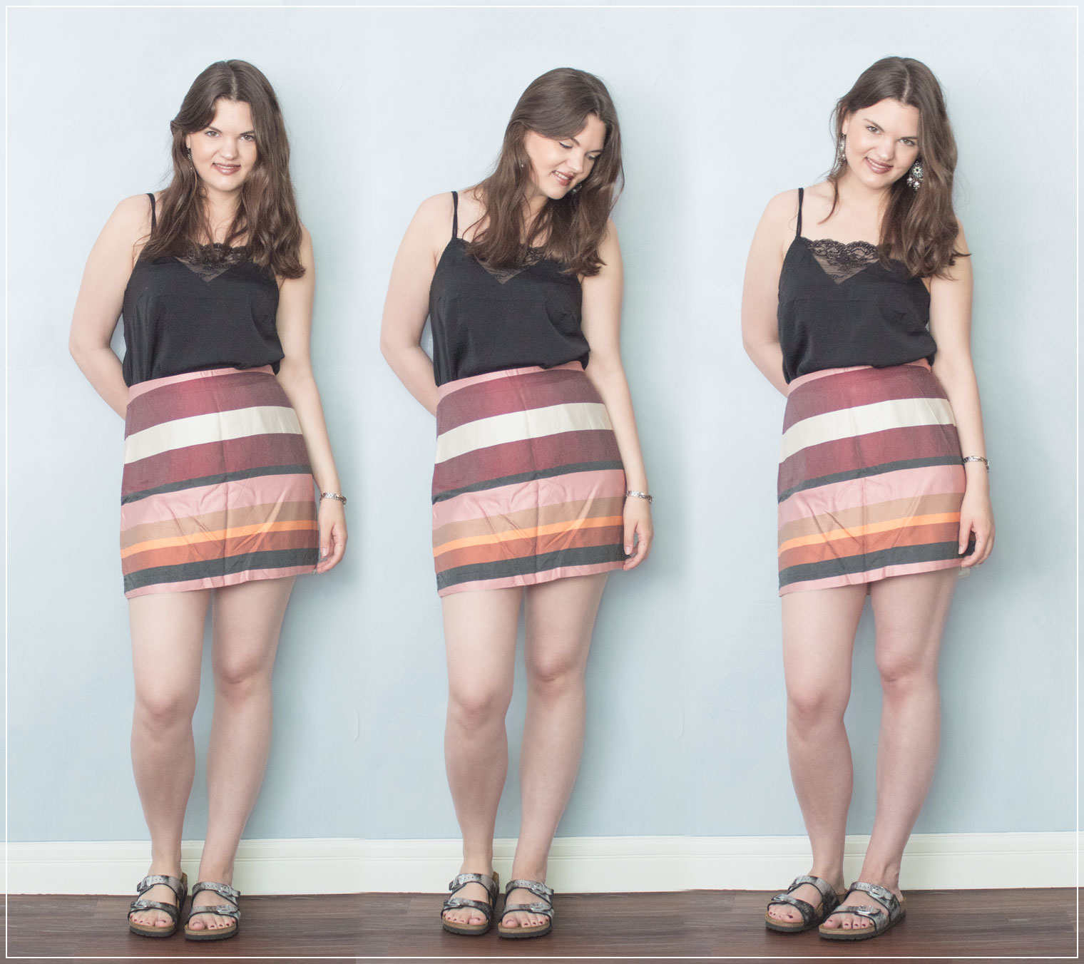 Monatsreview, Dailylook, Sommer, Sommeroutfit, Sommerstyle