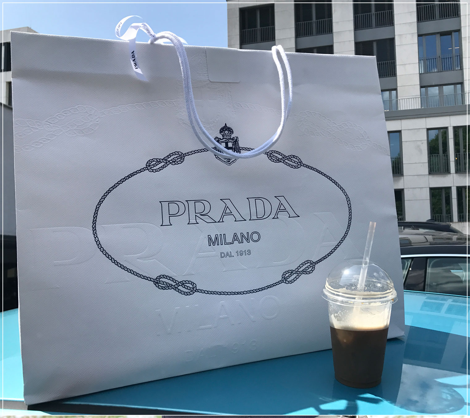 Shopper, Prada, Designertasche, Designerhandtasche, Designer Pieces