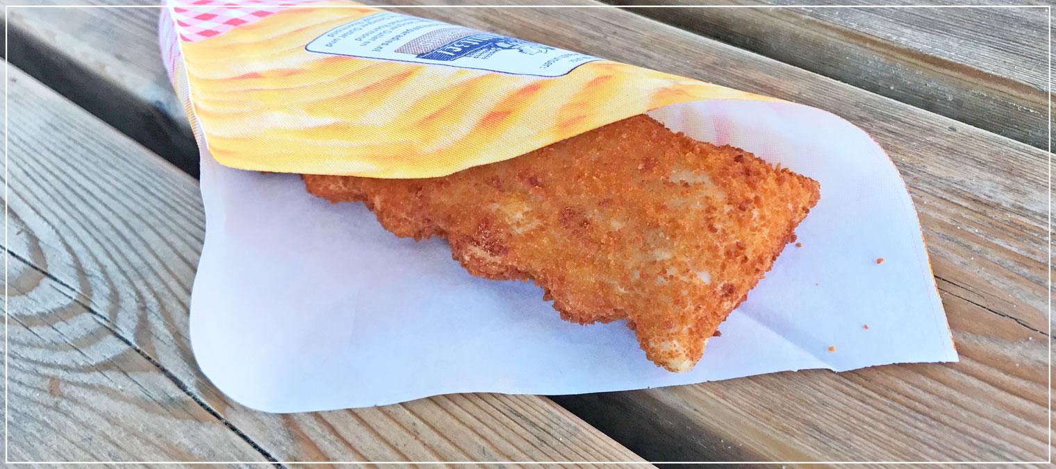 Käsesoufflee, Kaas Souflee, niederländische Spezialitäten, Foodguide Niederlande, Holland