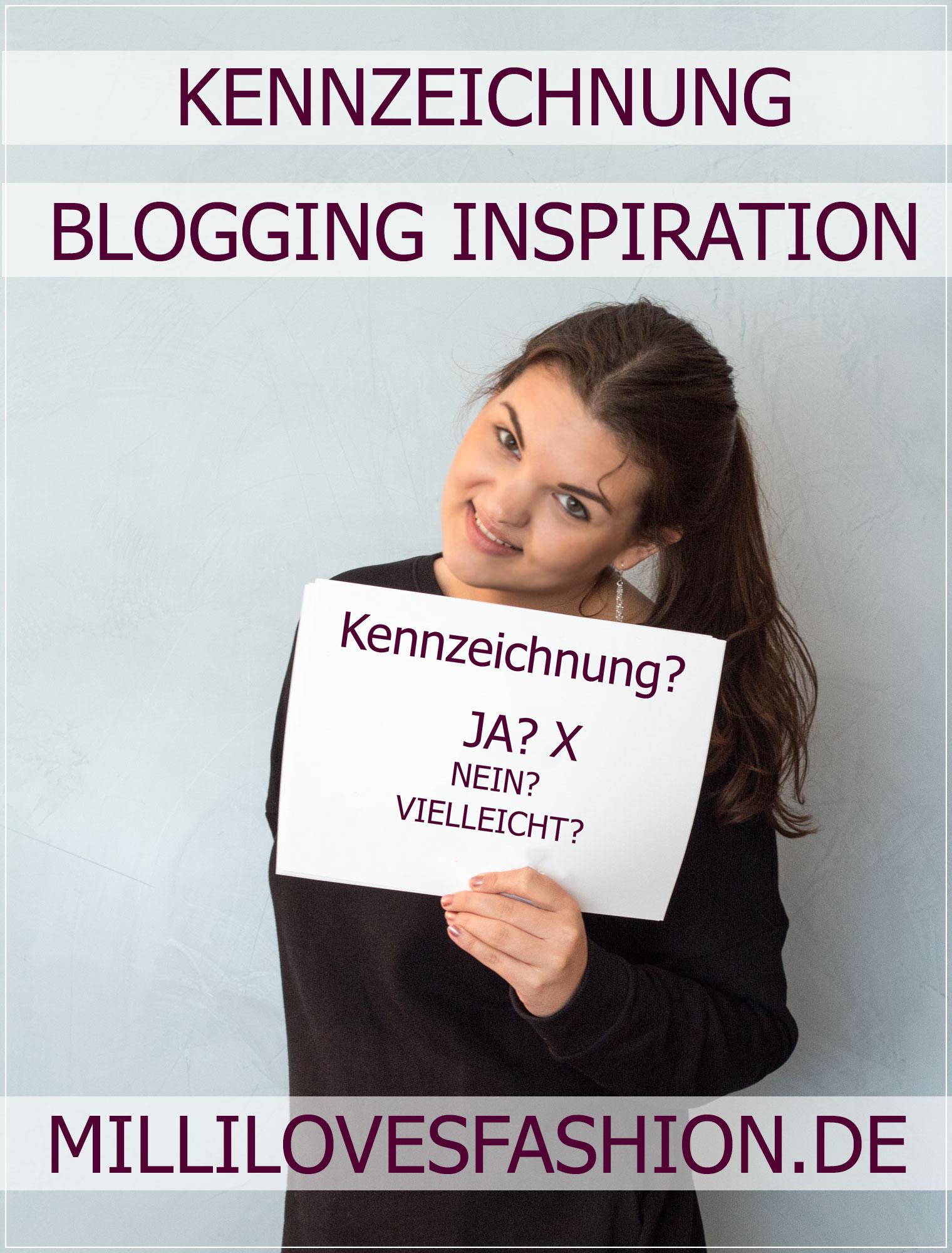 Kennzeichnung von Werbung, werbliche Inhalte, Kennzeichnung, Blogger, Werbung richtig kennzeichnen, Blogger Tipps