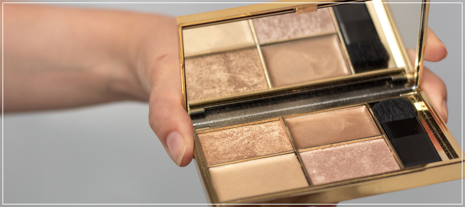 Sleek, Highlighter Palette, Highlighter, Catrice Limited Edition, golden Shine, shiny Make-Up, Glow