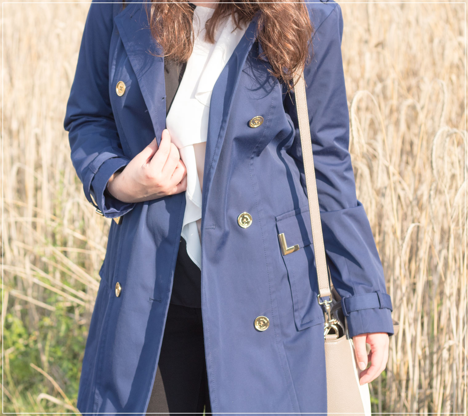 Trenchcoat, Michael Kors, Mode-Klassiker, Essential, Sommertrend 2017, Volants
