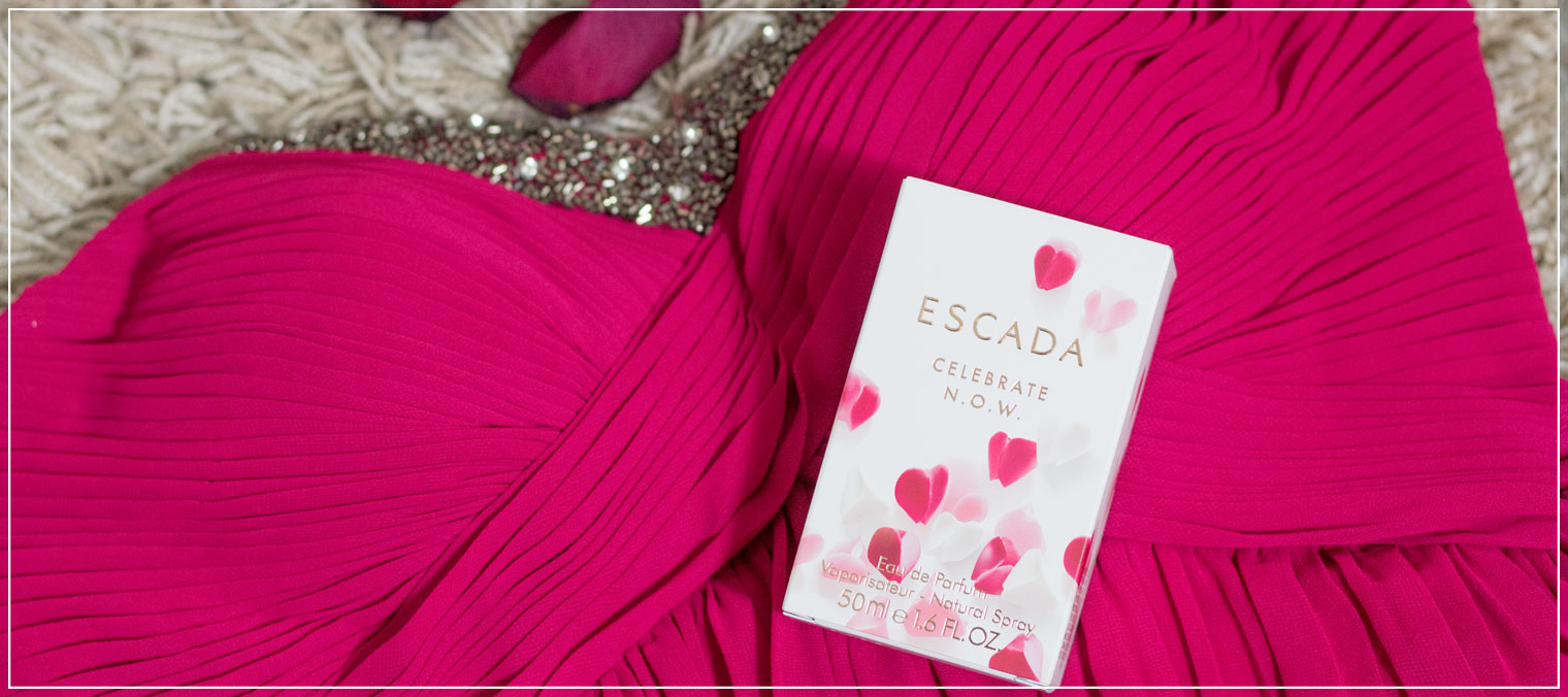 Celebrate Now, Escada, Review, Flaconi, Eau de Parfum, Testbericht