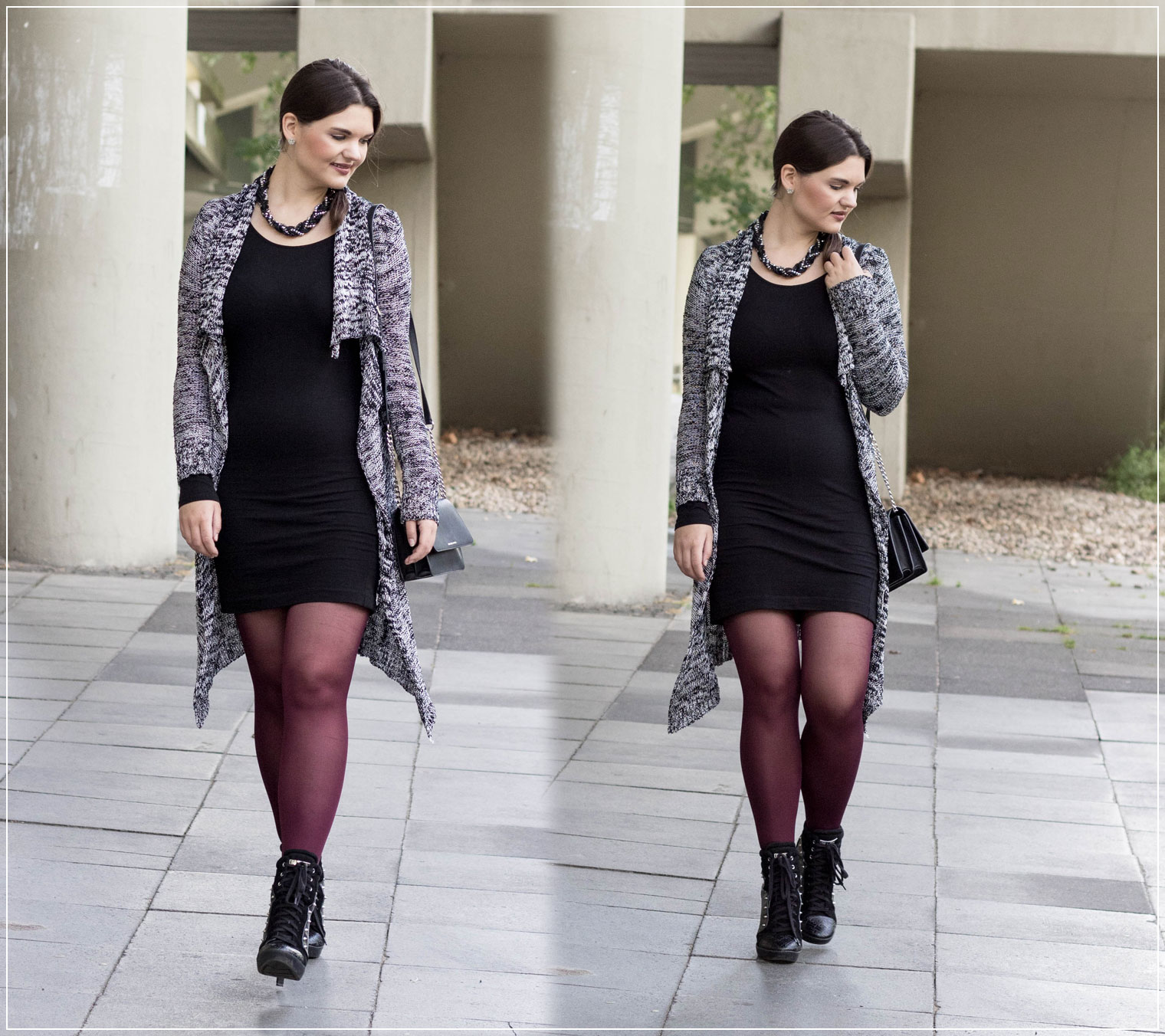 so stylst du ein basic kleid zum hingucker - milli loves fashion