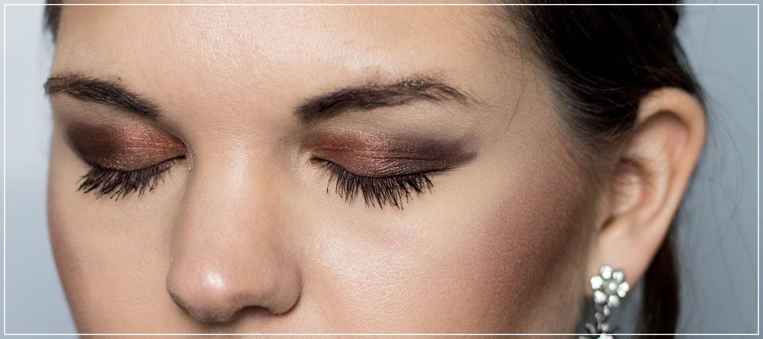 Herbst Make-Up, Make-Up Tutorial, Autumn Make-Up, Lidschattenpalette, Naked Heat Palette, Urban Decay, Naked Heat Review, Metallic Braun, NYX Liquid Suede, New Era