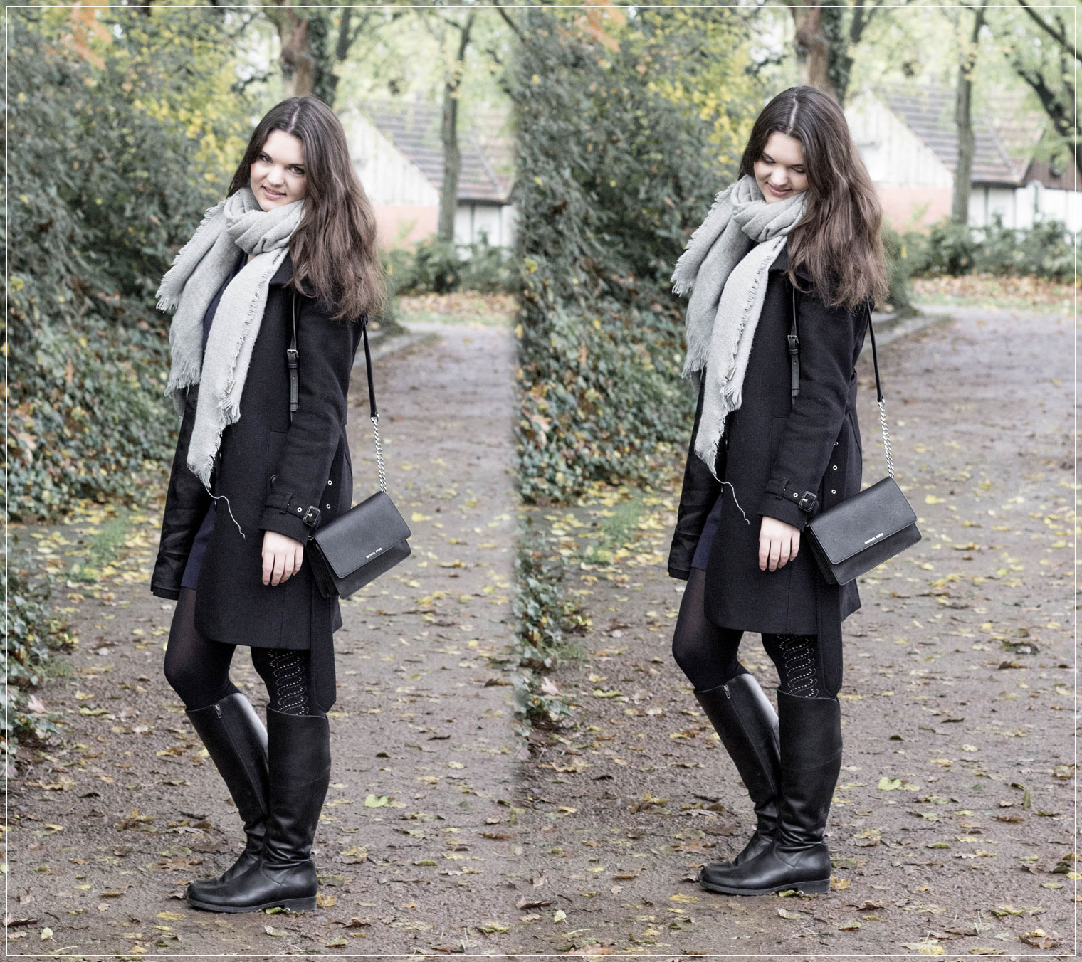 Datenight, Weihnachtsmarkt, Winteroutfit, Wollmantel, Winterstyle, Oversized Schal, Modeblog, Ruhrgebiet, Modebloggerin, Fashionblog, Modeblog
