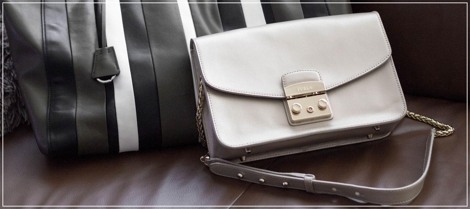 Handtasche, Must Haves, Whats in my bag, Furla Metropolis, Abendtasche