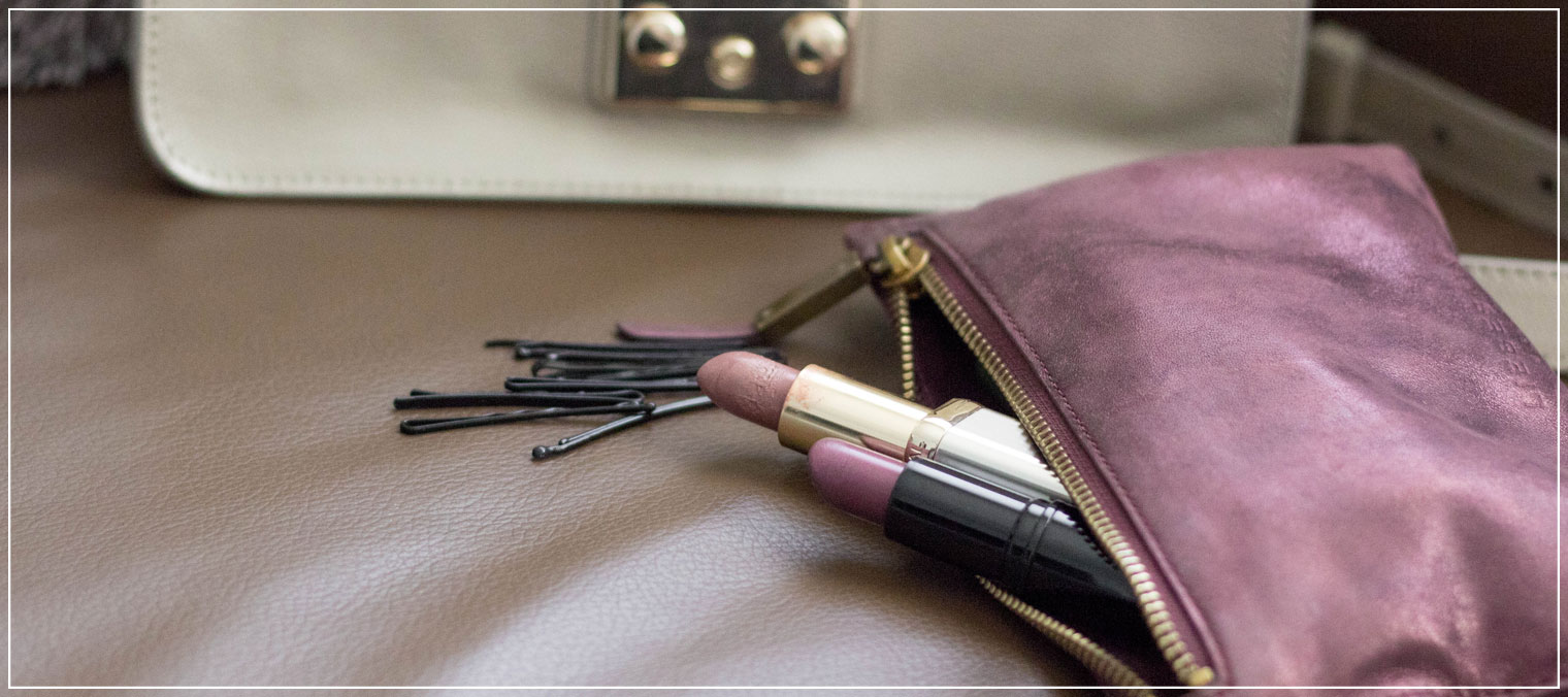 Handtasche, Must Haves, Whats in my bag, Lippenstift, Kosmetiktasche, Liebeskind Berlin