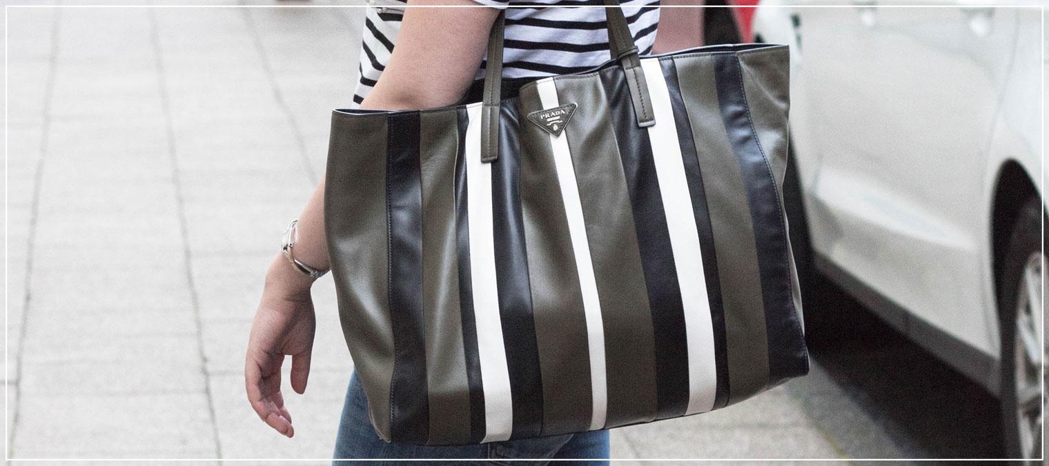 Handtasche, Must Haves, Whats in my bag, Shopper, Prada, Shoppingbag