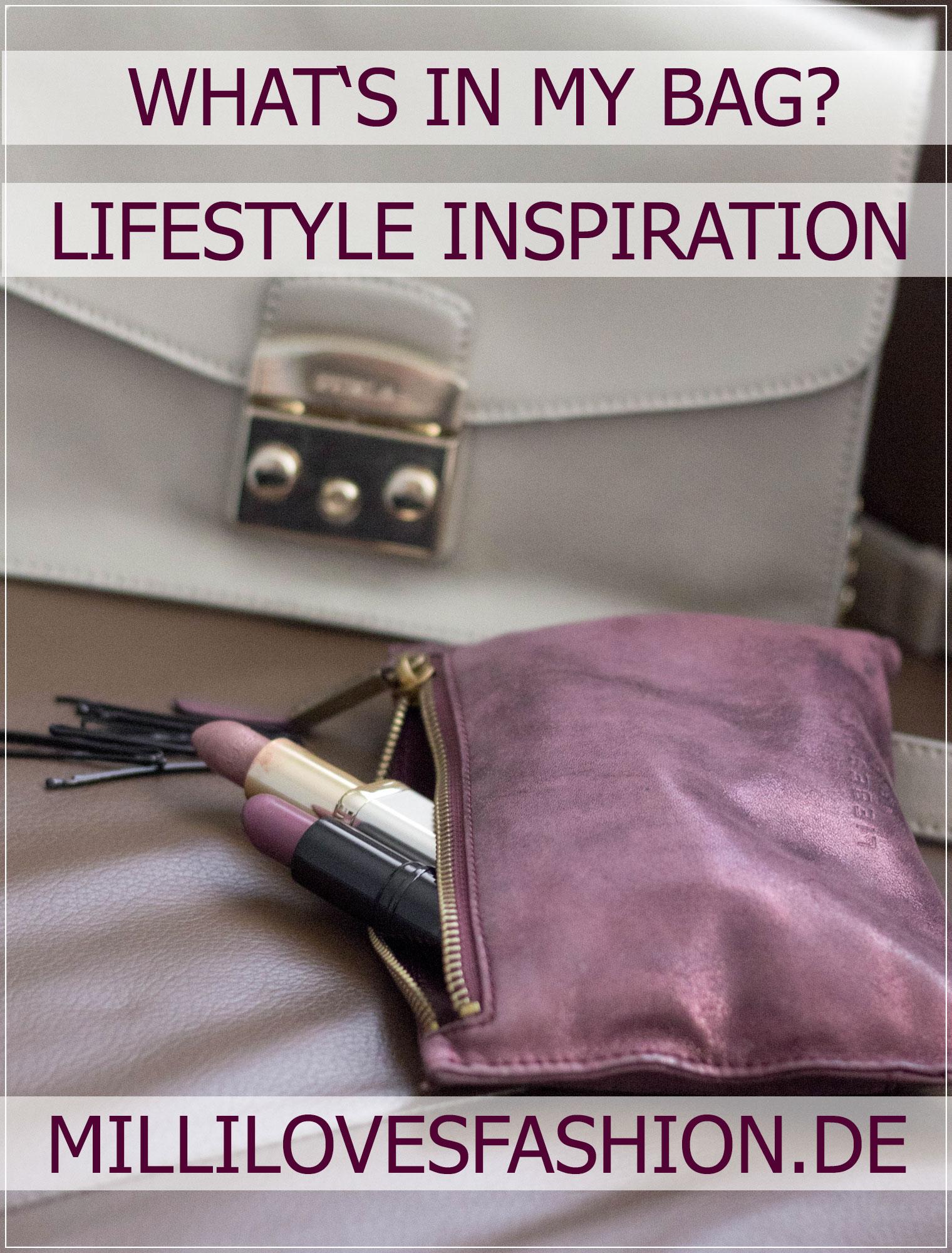 Handtasche, Must Haves, Whats in my bag, Kosmetiketui, Kosmetiktasche, wichtige Dinge