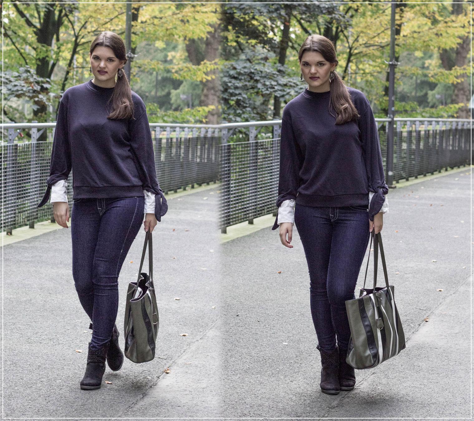 Sweater, Trendpiece, Herbstoutfit, Layering, Herbststyle, Modeblog, Ruhrgebiet, Modebloggerin, Fashionblog, Modeblog