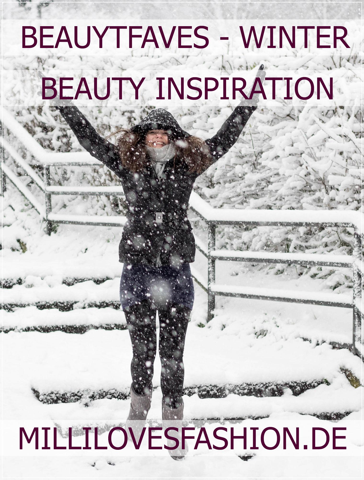 Winterbeauty, Winterhaut, Winterpflege, Hautpflege, Beautyprodukte