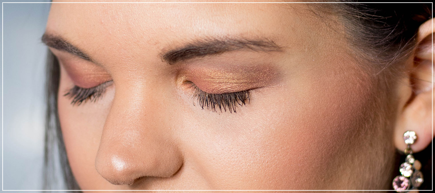 Metallic-Make-Up, Abendmahl-up, Naked Heat Tutorial, Naked Heat Palette, Beautytutorial, Make-up Tutorial, Beauty Blog, Beautybloggerin, Ruhrgebiet