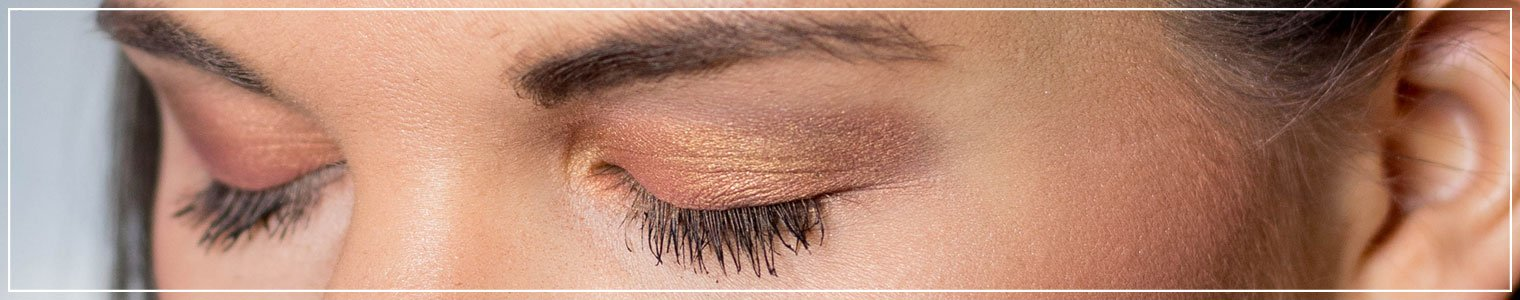 Metallic-Make-Up, Tagesmake-up, Zoeva Palette, Roségoldenes Make-Up, Beautytutorial, Make-up Tutorial, Beauty Blog, Beautybloggerin, Ruhrgebiet
