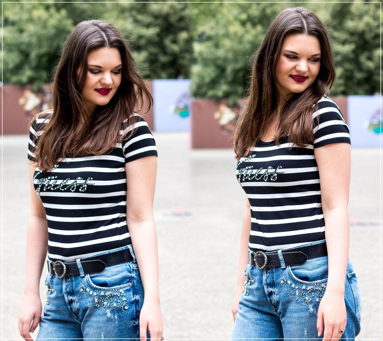 Boyfriend Jeans, Modetrend, Destroyed Jeans, Modeinspiration, Komfort-Zone, Outfitinspiration, Summerstyle, Modebloggerin, Fashionbloggerin, Modeblog, Ruhrgebiet