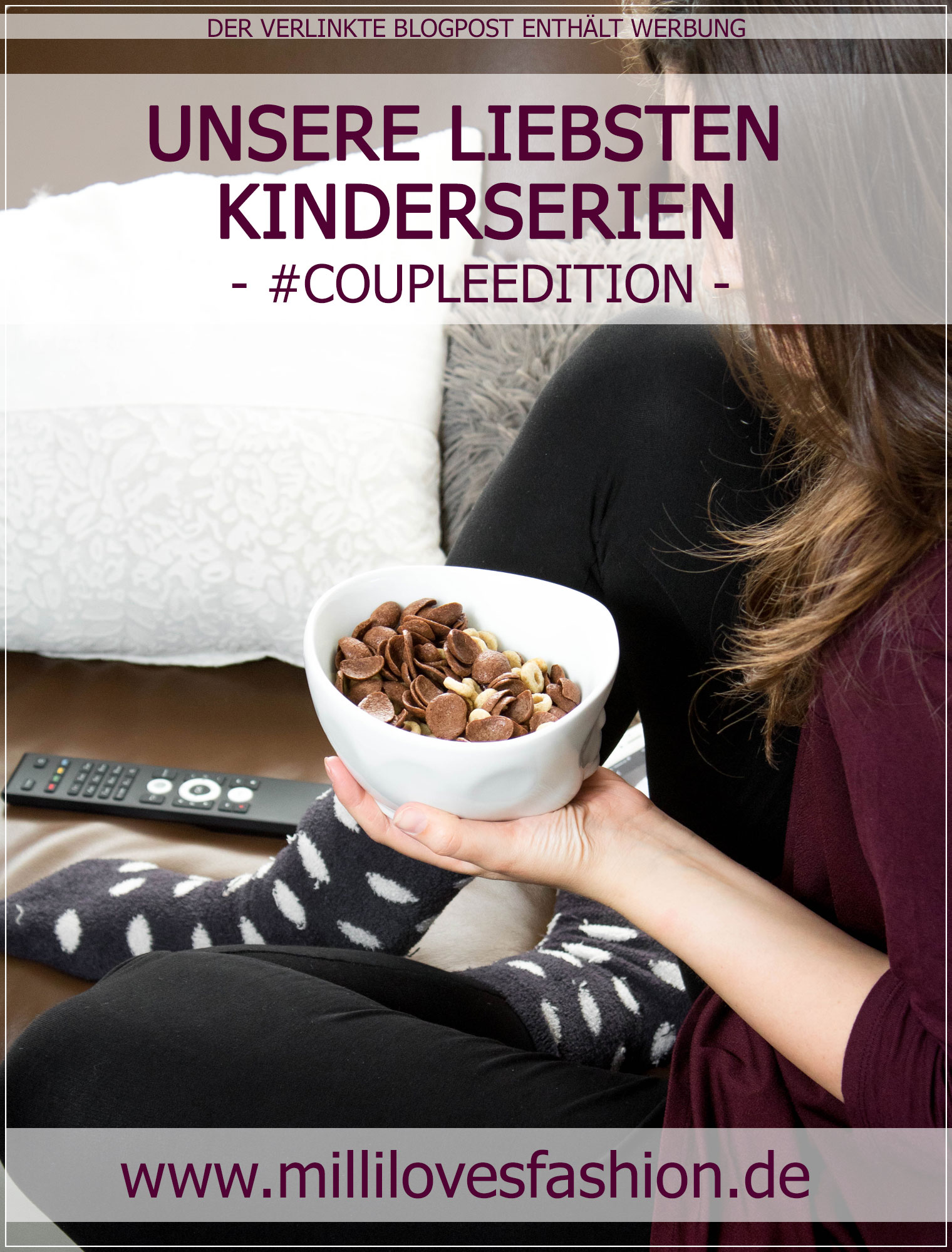 CoupleEdition, Couple, Kinderserien, Kindheitserinnerungen, Cartoons, Typisch Frau, Typisch Mann, Lifestyleblog, Ruhrgebiet, Bloggerin, Modeblog