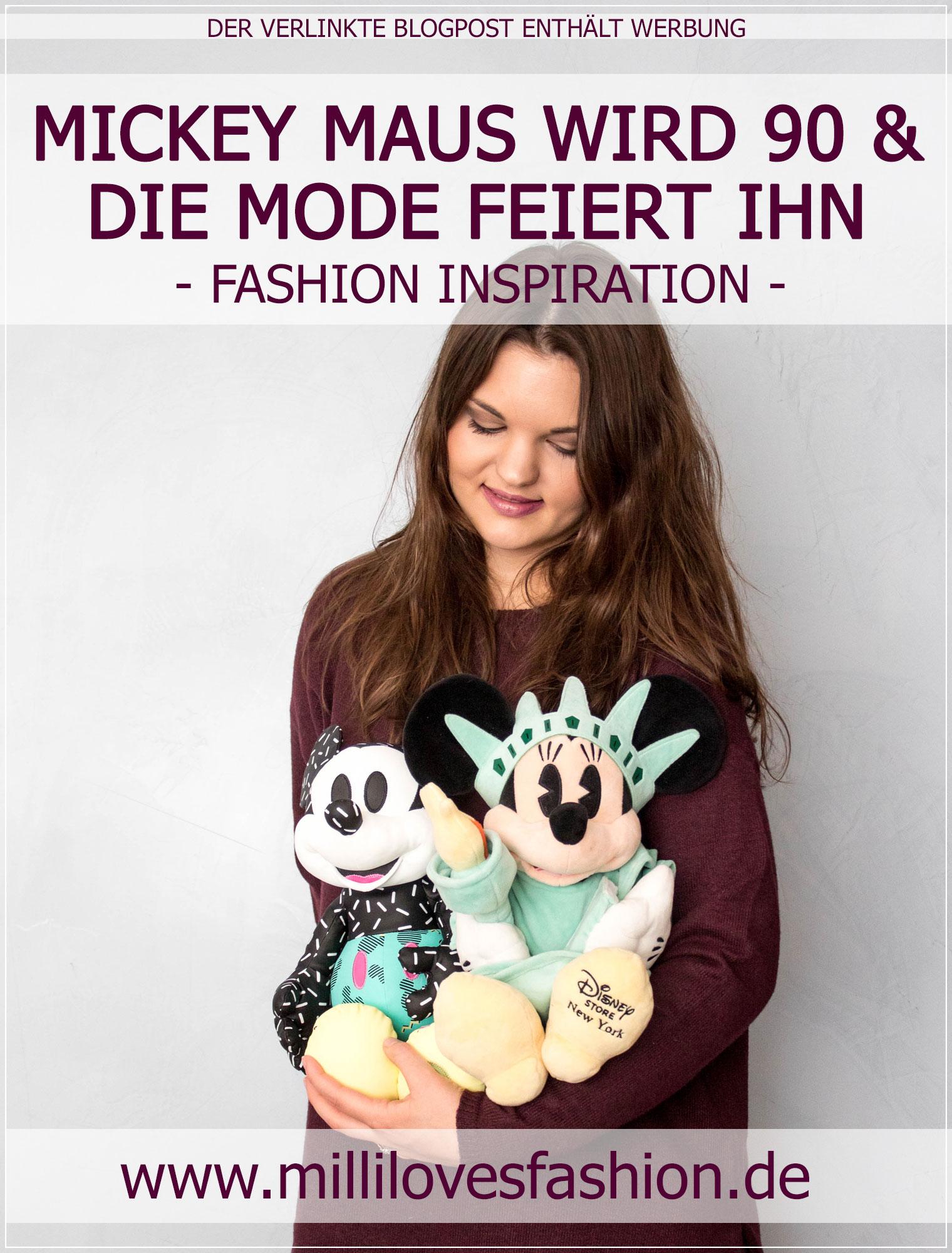 Mickey Maus, Disney, Mickey wird 90, Minnie Maus, Disney Blogger, Modetrends, Blogger, Fashionblogger, Ruhrgebiet