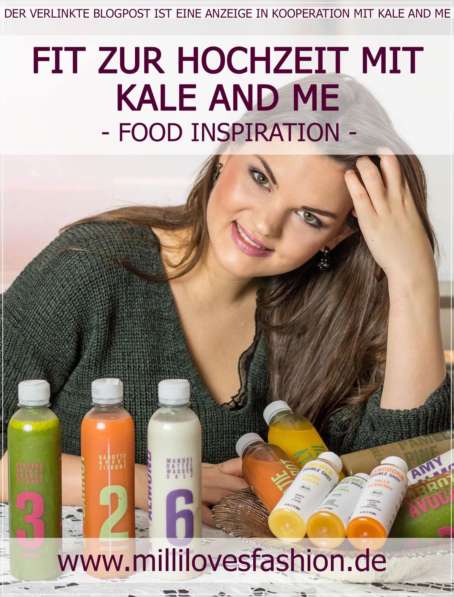 Saftkur, Kale and Me, Hamburger Start-Up, kaltgepresste Säfte, Fit zur Hochzeit, gesunde Ernährung, Detox, Foodblogger, Ruhrgebiet, Bloggerfood