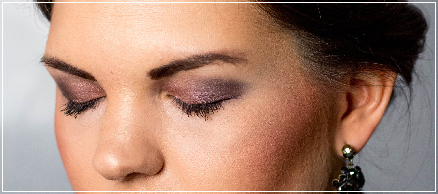 Silvester-Make-Up, Party-Make-Up, Abend-Make-Up, Smokey Eyes, Make-Up Tutorial, Beauty Blog, Beautybloggerin, Ruhrgebiet