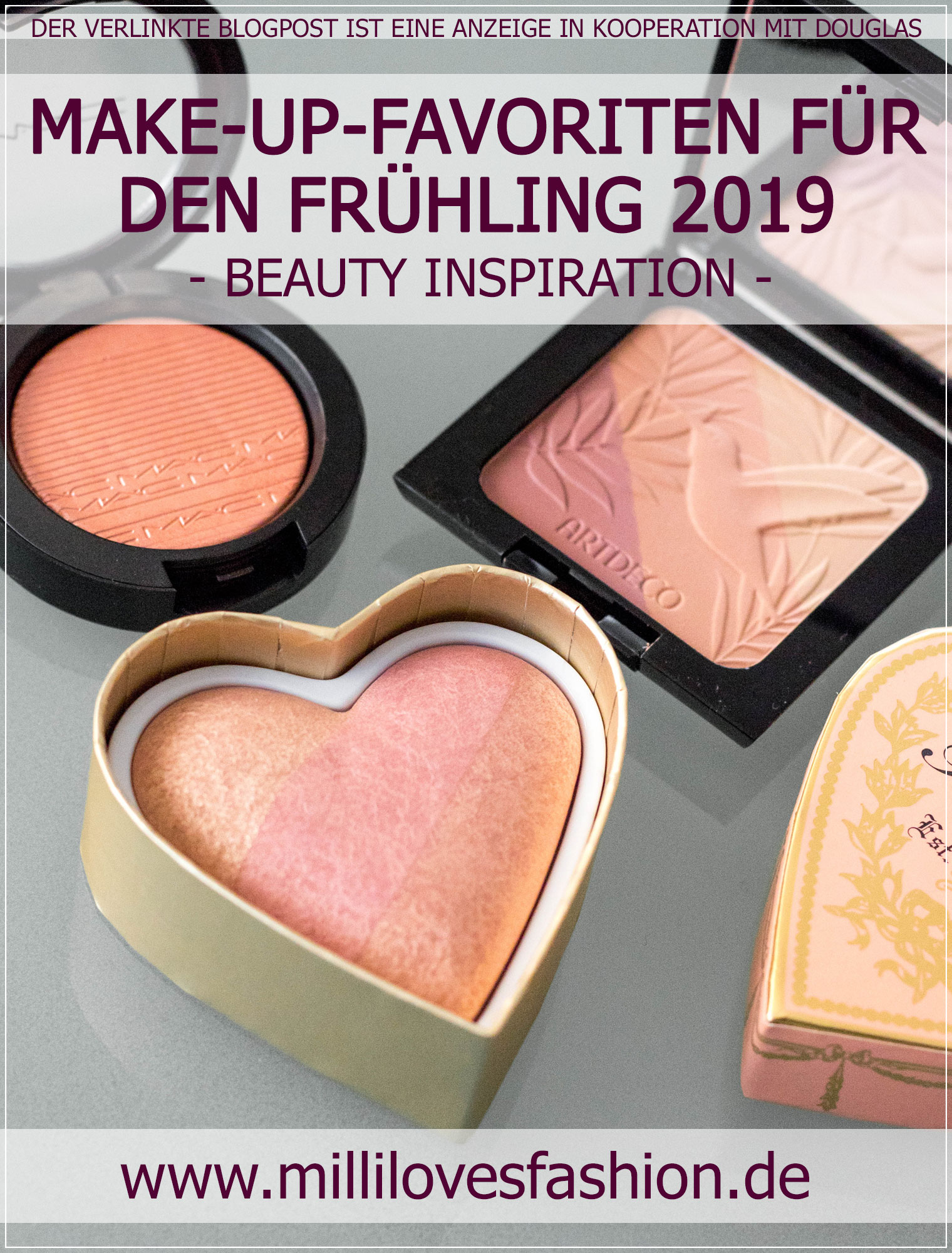 Douglas, Make-Up-Favoriten, Fruehlings-Make-Up, Spring-Make-Up, Make-Up-Tipps, Beautyblogger, Beautyblog, Ruhrgebiet, Bloggerin