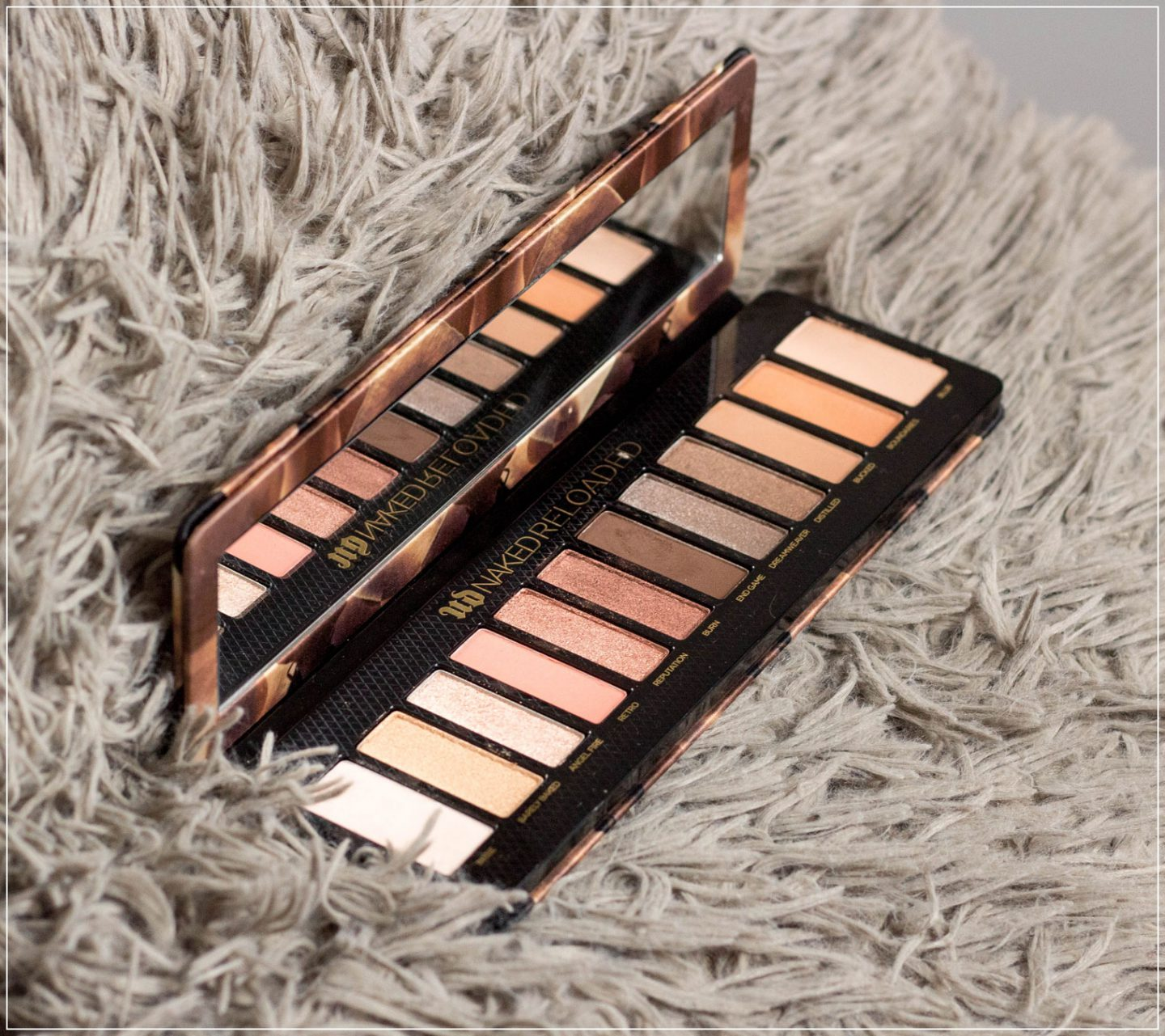 Naked Reloaded Review, Naked Reloaded, Tages-Make-Up, Lidschatten-Palette Beautytutorial, Make-up Tutorial, Beauty Blog, Beautybloggerin, Ruhrgebiet