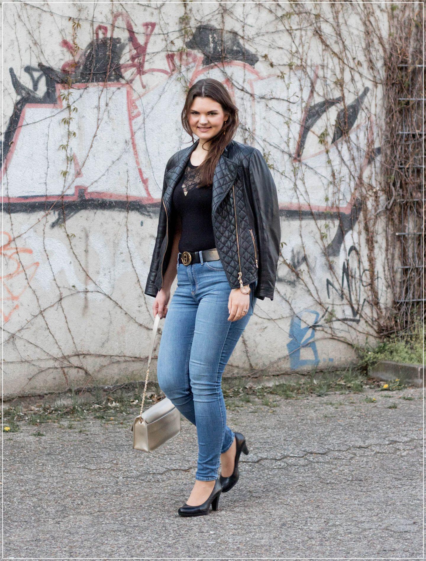 Modeklassiker, Abendoutfit, Denim-Style, eleganter Style, Styleguide, Outfitinspiration, Modebloggerin, Fashionbloggerin, Modeblog, Ruhrgebiet
