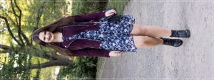 Blumenkleid, Frühlingslook, Springstyle, Blumenprint, Flowerdress, Jeans Fritz, Blumenkleid kombinieren, Styleguide, Outfitinspiration, Modebloggerin, Fashionbloggerin, Modeblog, Ruhrgebiet
