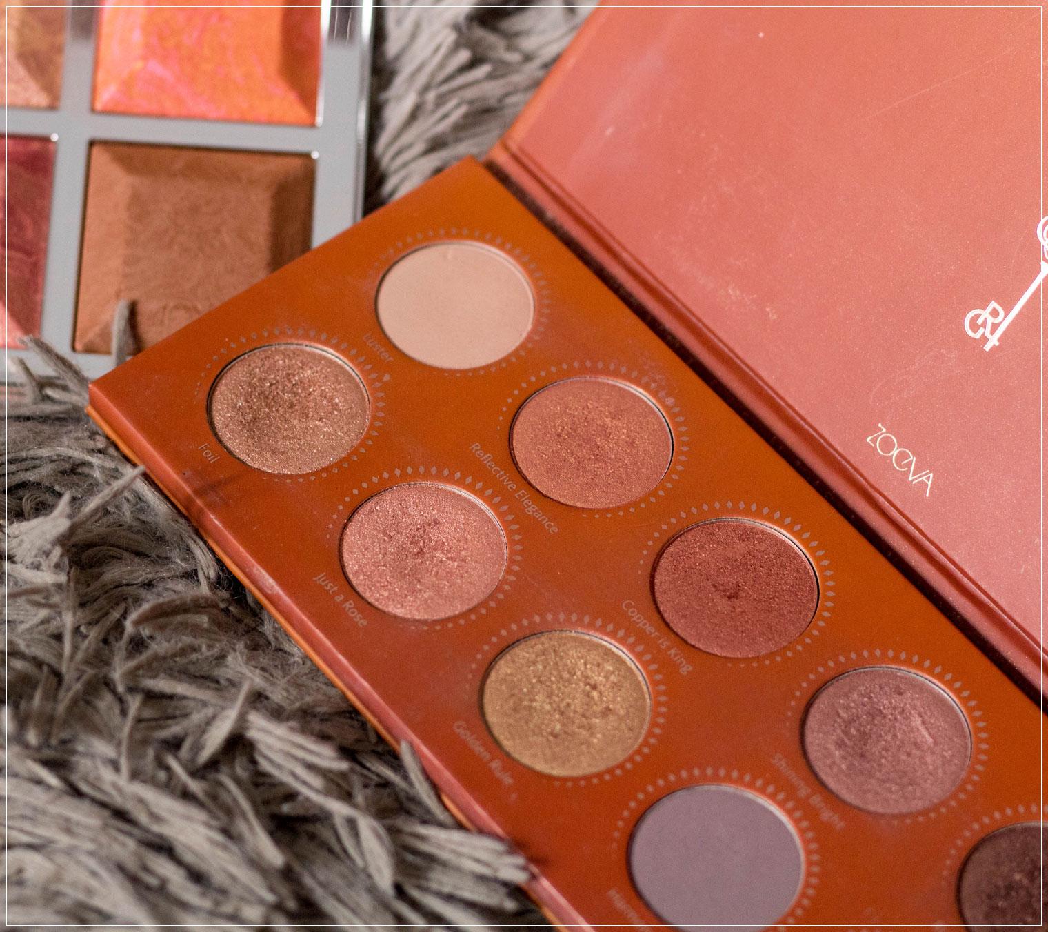 Rotgold, Becca Bronzer, Tages-Make-Up, Lidschatten-Palette Beautytutorial, Make-up Tutorial, Beauty Blog, Beautybloggerin, Ruhrgebiet