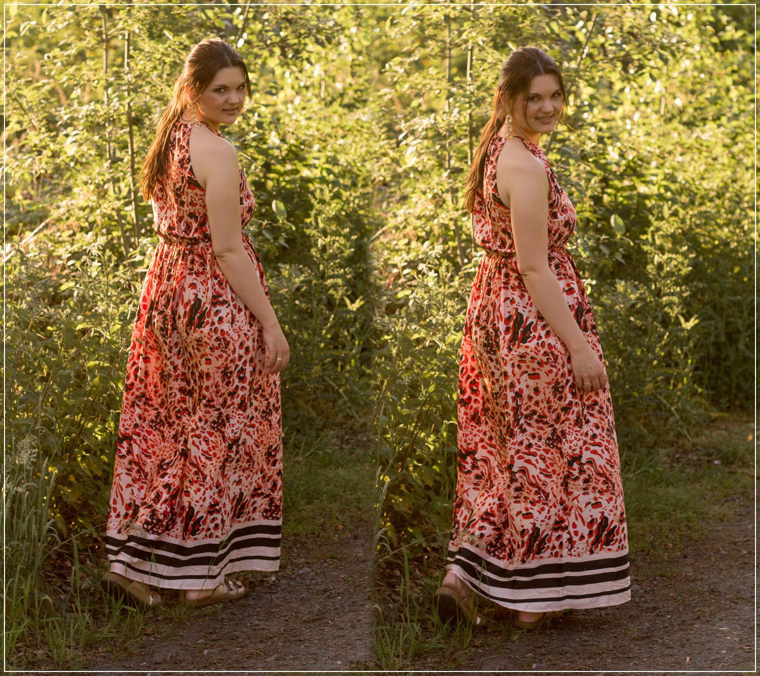 Maxi-Kleid, Sommer Outfit, Maxikleider für jede Figur, eleganter Style, Styleguide, Outfitinspiration, Modebloggerin, Fashionbloggerin, Modeblog, Ruhrgebiet