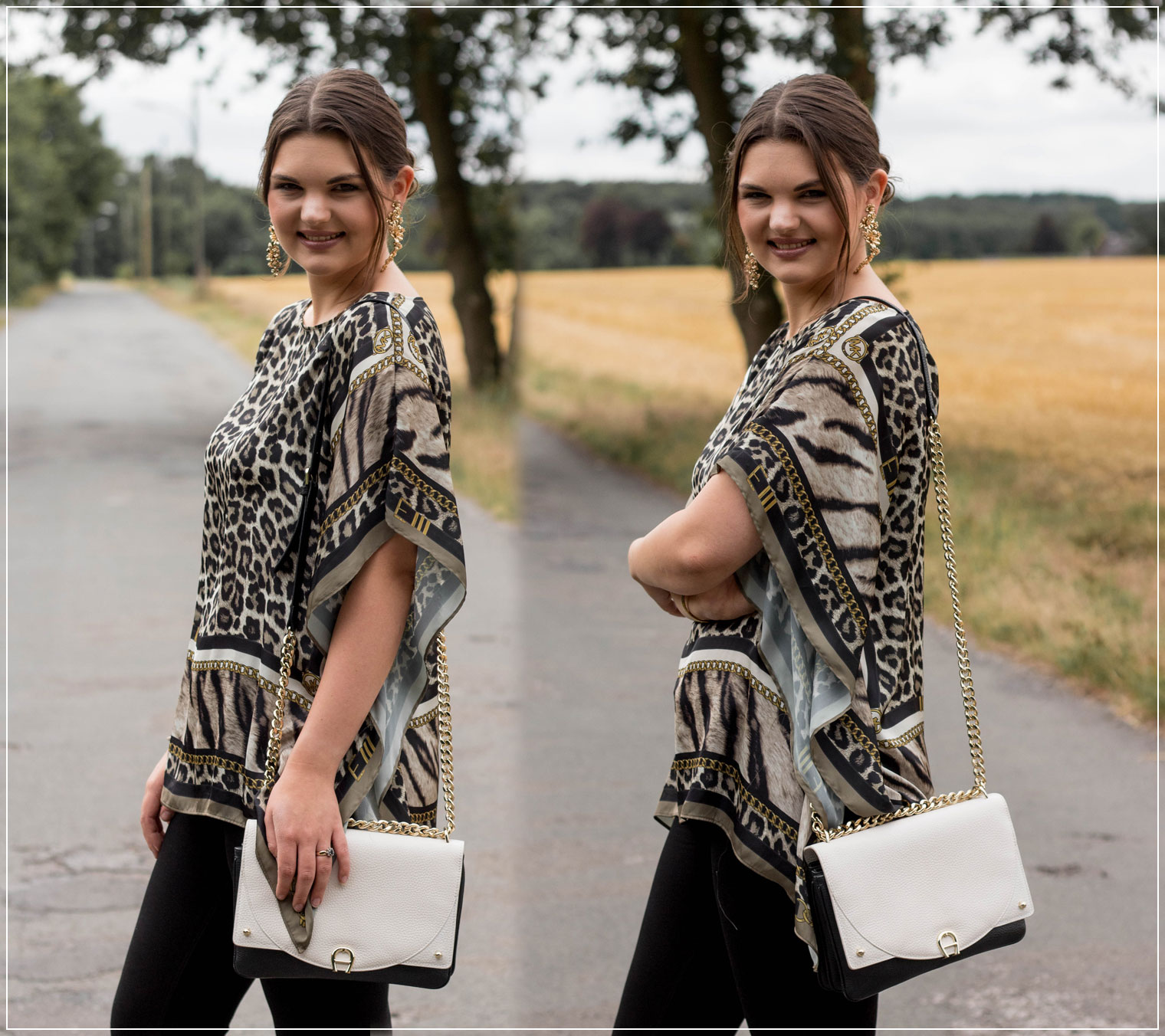 Animal-Print, Leo-Print, Tiermuster, Modetrend, Styleguide, Outfitinspiration, Modebloggerin, Fashionbloggerin, Modeblog, Ruhrgebiet