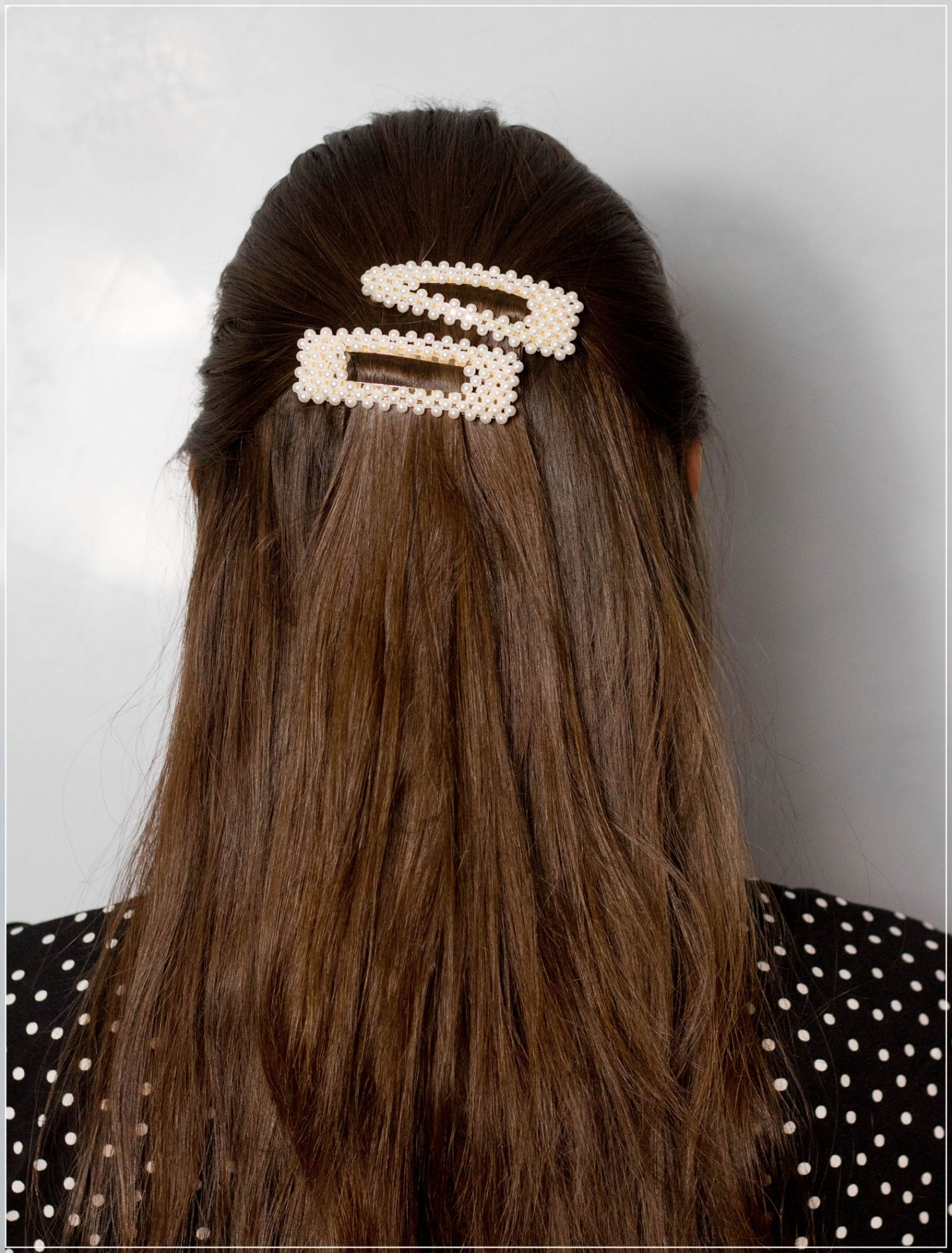 Perlen Haarspangen, Haarclips, verzerrter Haarschmuck, Sommerfrisuren, Frisurenideen,  Beautytutorial, Make-up Tutorial, Beauty Blog, Beautybloggerin, Ruhrgebiet