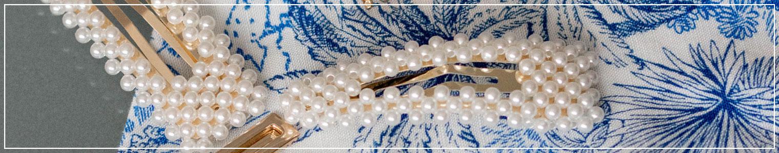 Perlen Haarspangen, Haarclips, verzerrter Haarschmuck, Sommerfrisuren, Frisurenideen,  Beautytutorial, Make-up Tutorial, Beauty Blog, Beautybloggerin, Ruhrgebiet