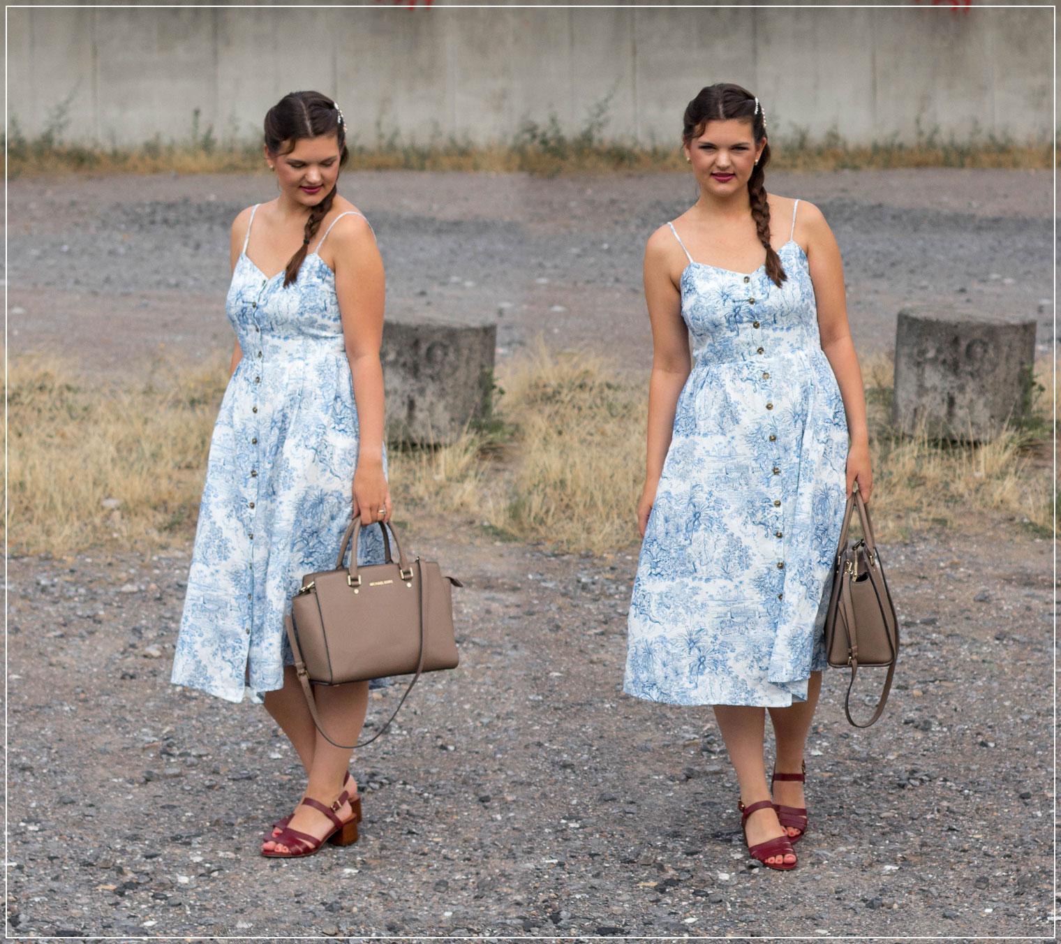 Leinenkleid, Leinen, sommerlich schick kombinieren, Material, Modetrend, Styleguide, Outfitinspiration, Modebloggerin, Fashionbloggerin, Modeblog, Ruhrgebiet