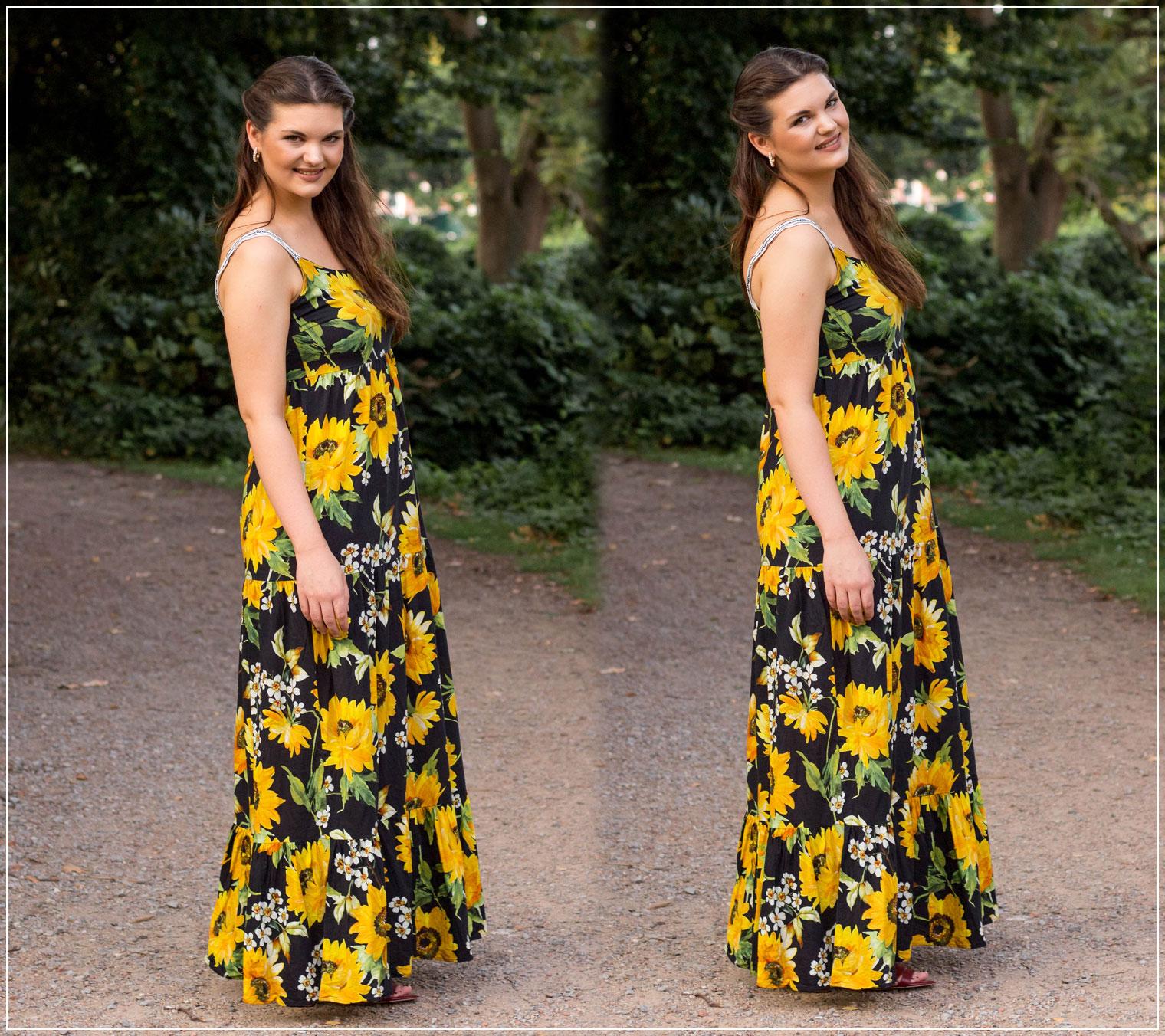 Spätsommer, Maxikleider, Spätersommeroutfit, Sommerkleid, Modetrend, Styleguide, Outfitinspiration, Modebloggerin, Fashionbloggerin, Modeblog, Ruhrgebiet