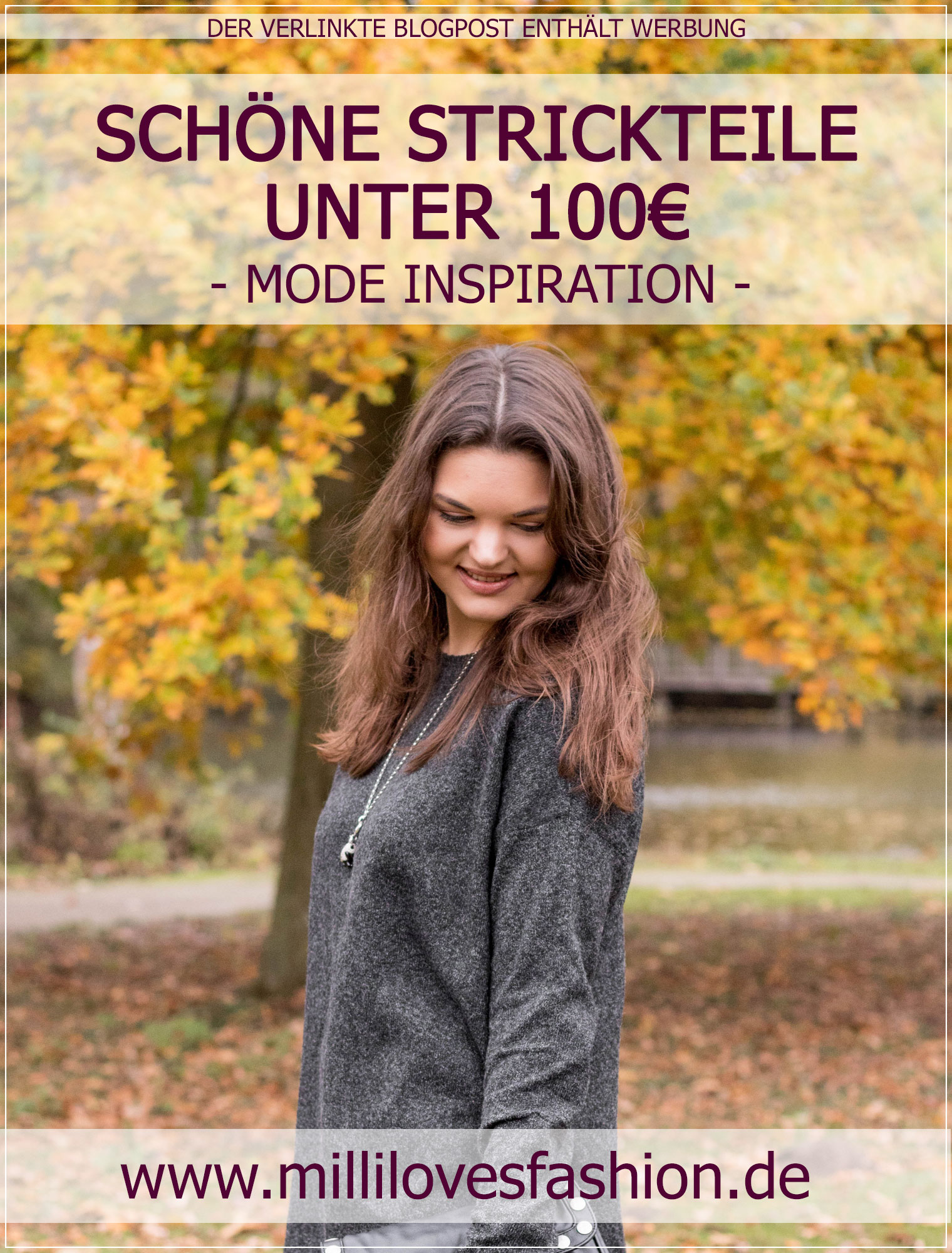 Strickpullover, Strickcardigans, Strickteile unter 100, Shopping Inspiration, Herbstmode, Modetrends, Fashion, Modeblog, Ruhrgebiet, Herbstmode, Bloggerin, Fashionblog