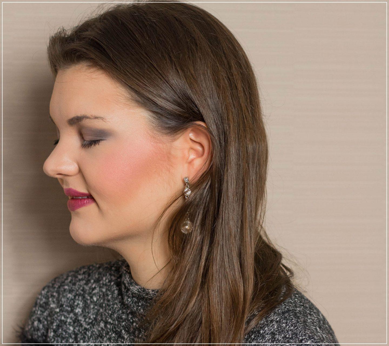 Smokey Eyes, festliches Make-Up, Abend-Make-Up,, Lidschatten-Palette Beautytutorial, Make-up Tutorial, Beauty Blog, Beautybloggerin, Ruhrgebiet