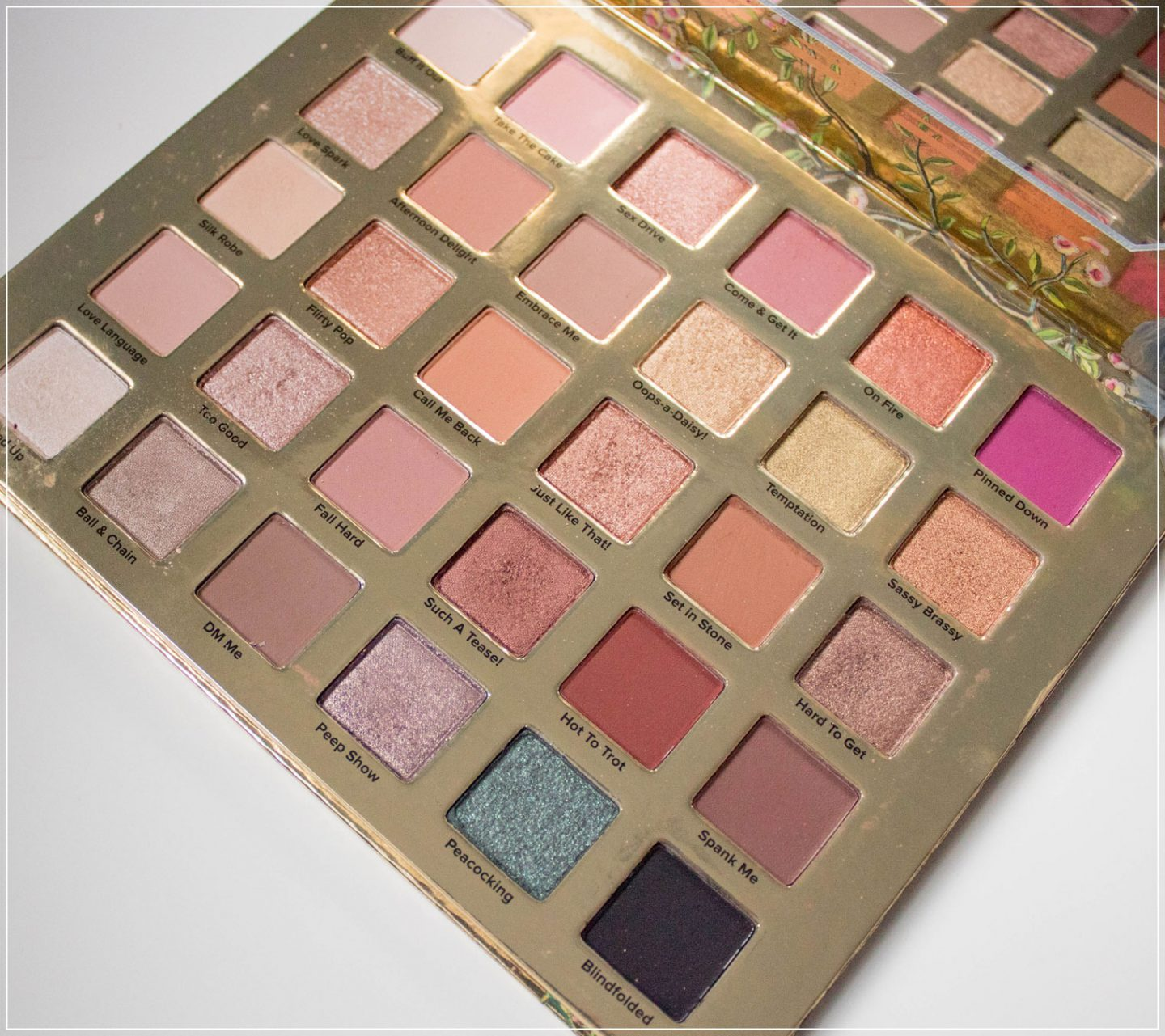 Too Faced, Natural Lust Palette, Weihnachts-Make-Up, Holiday Season, Festliches Make-Up, Lidschatten-Palette Beautytutorial, Make-up Tutorial, Beauty Blog, Beautybloggerin, Ruhrgebiet