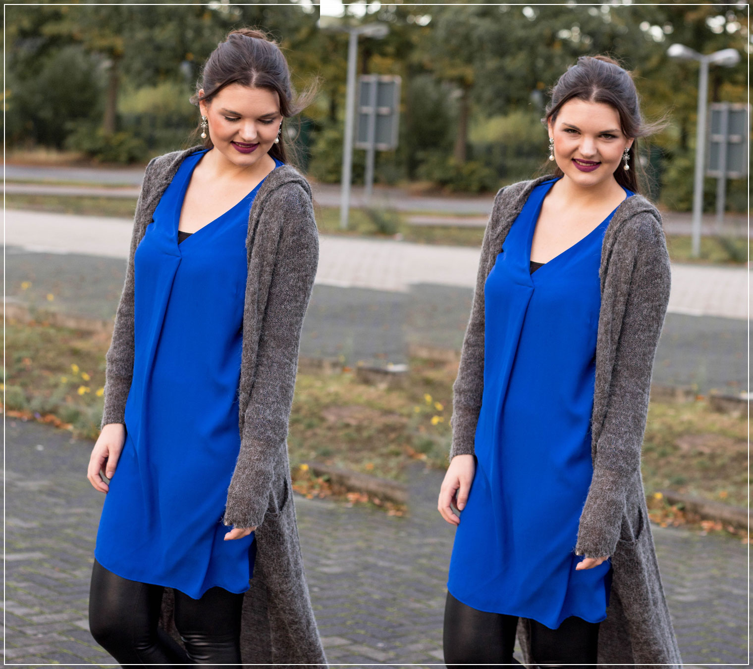 Pantone, Trendfarbe, Classic Blue, Winteroutfit, Modetrend, Styleguide, Outfitinspiration, Modebloggerin, Fashionbloggerin, Modeblog, Ruhrgebiet