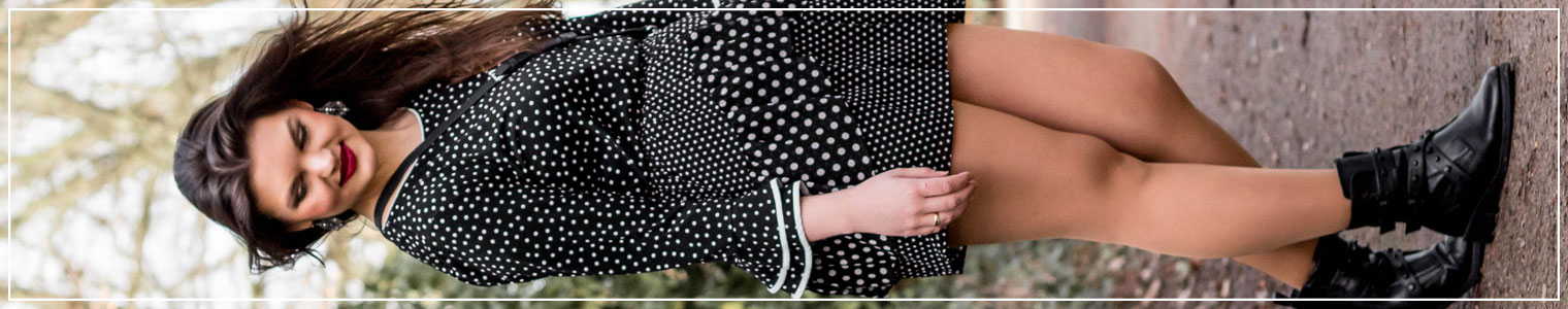 Polka Dots, Punkte, Frühlingslook, Spring Style, Modetrend, Styleguide, Outfitinspiration, Modebloggerin, Fashionbloggerin, Modeblog, Ruhrgebiet