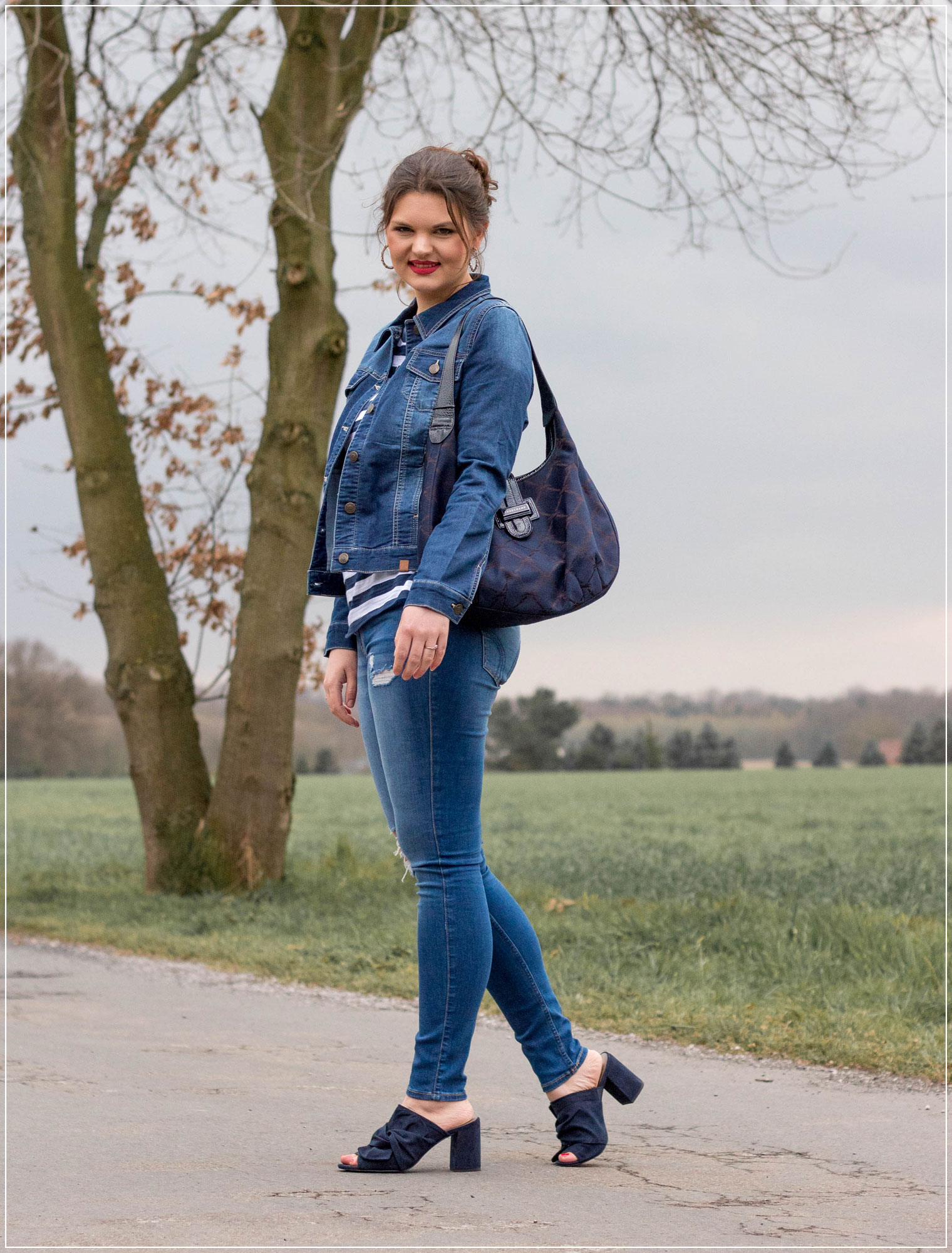 Jeansjacke, Basiclook, Basics, Jeans Fritz, Fruehlingslook, Springstyle, Styleguide, Outfitinspiration, Modebloggerin, Fashionbloggerin, Modeblog, Ruhrgebiet