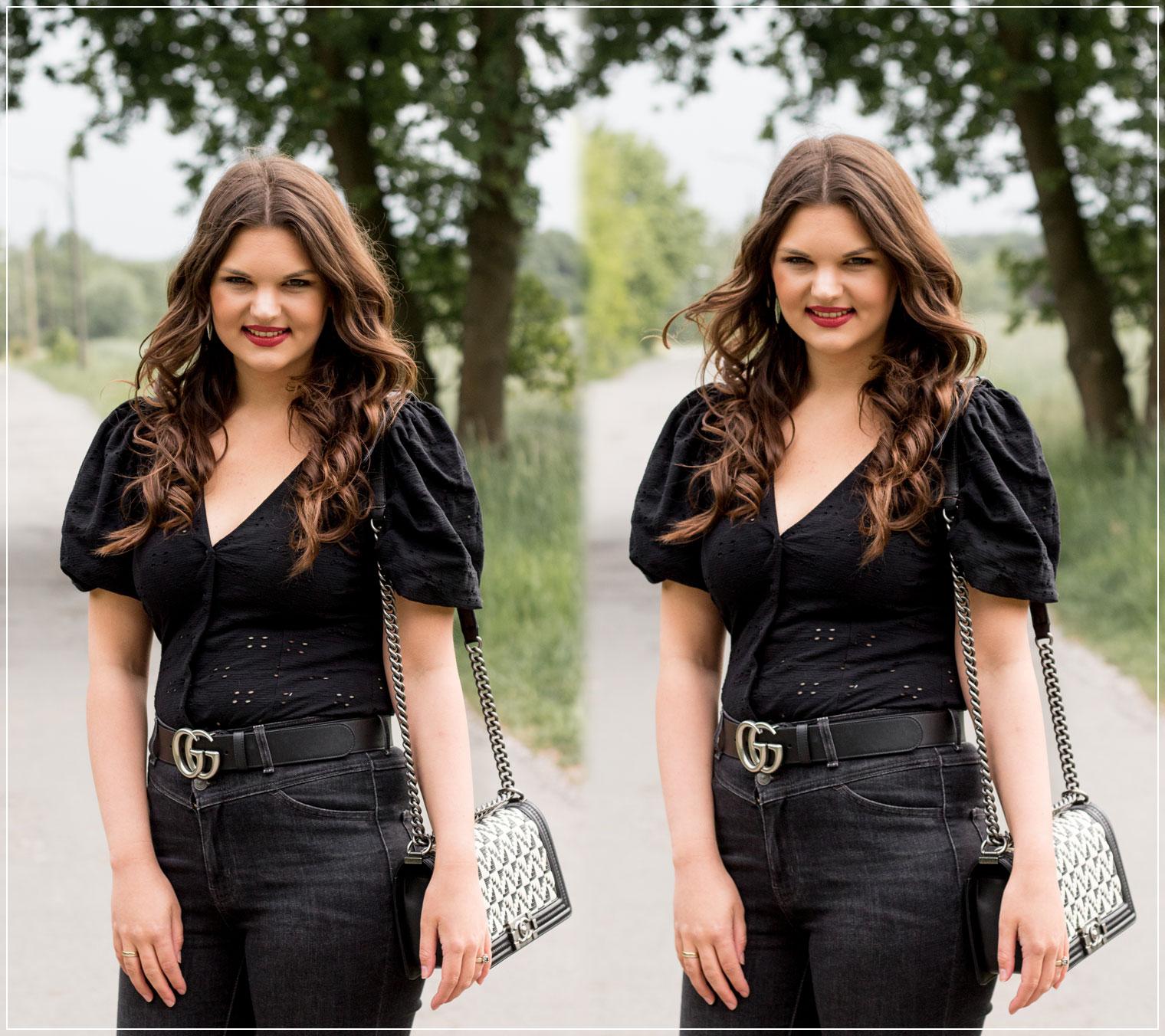Modetrend, Puffärmel, Statementärmel, Sommerlook, Spring Style, Outfitinspiration, Modebloggerin, Fashionbloggerin, Modeblog, Ruhrgebiet