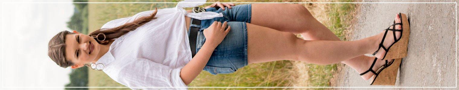 weißes Hemd, Leinenhemd, weißes Hemd kombinieren, Style Seven, Sommeroutfit, Denim Outfit, Outfitinspiration, Modebloggerin, Fashionbloggerin, Modeblog, Ruhrgebiet