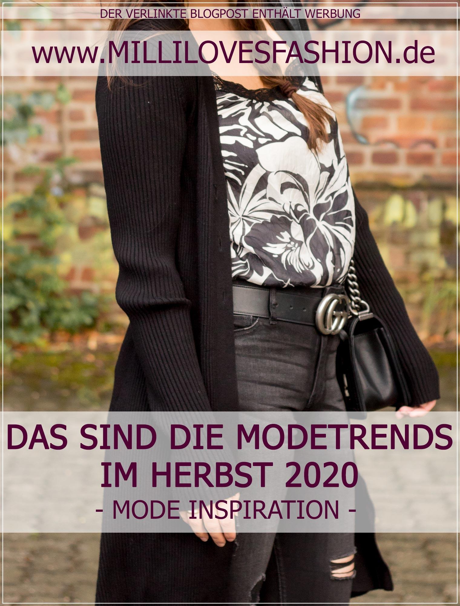 Die Modetrends im Herbst 2020