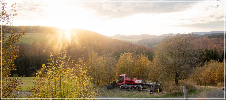 Herbsturlaub im Sauerland