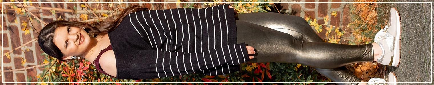So stylst du ein Wickelkleid im Herbst