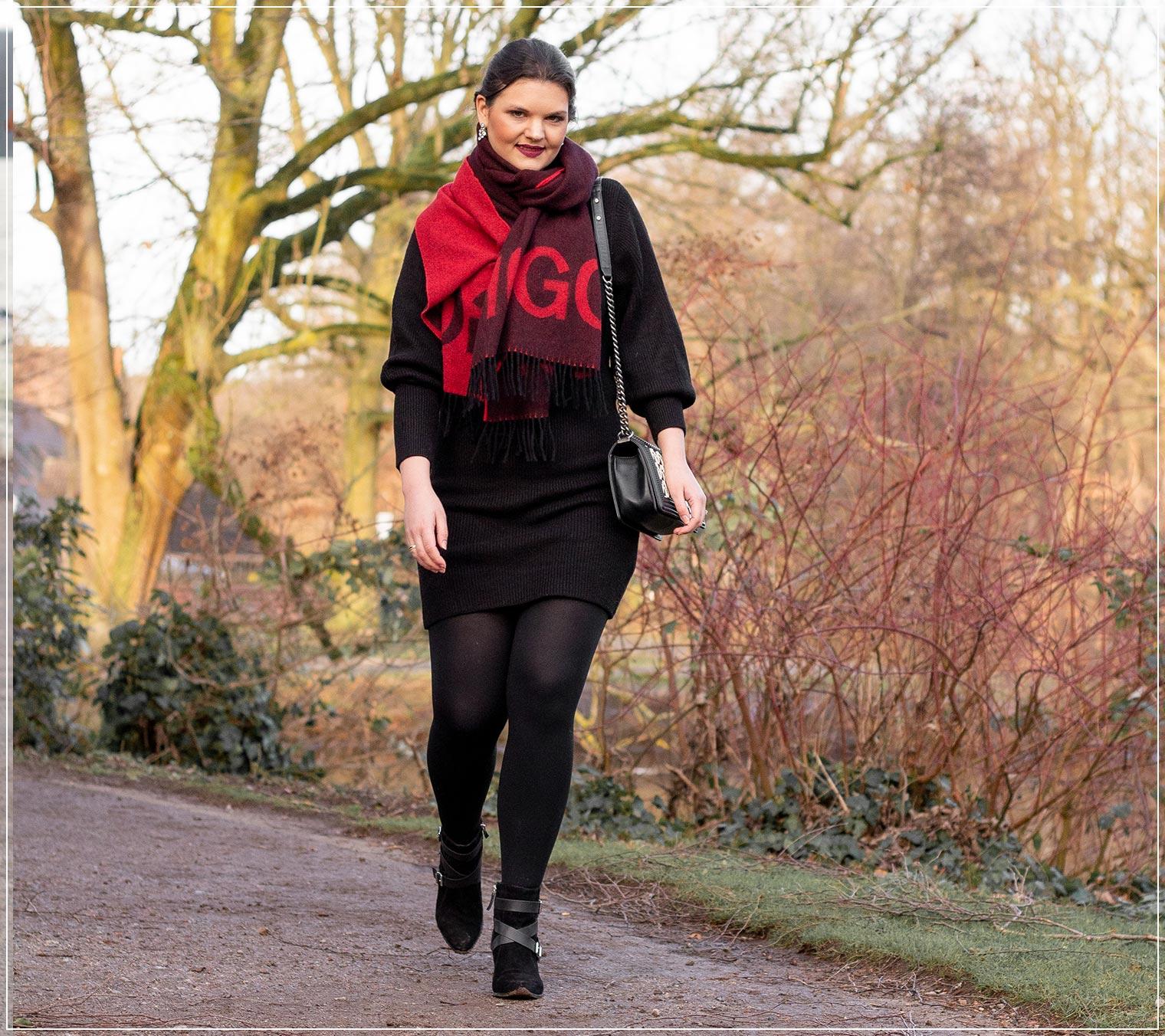 Das Strickkleid als Basic im Winter