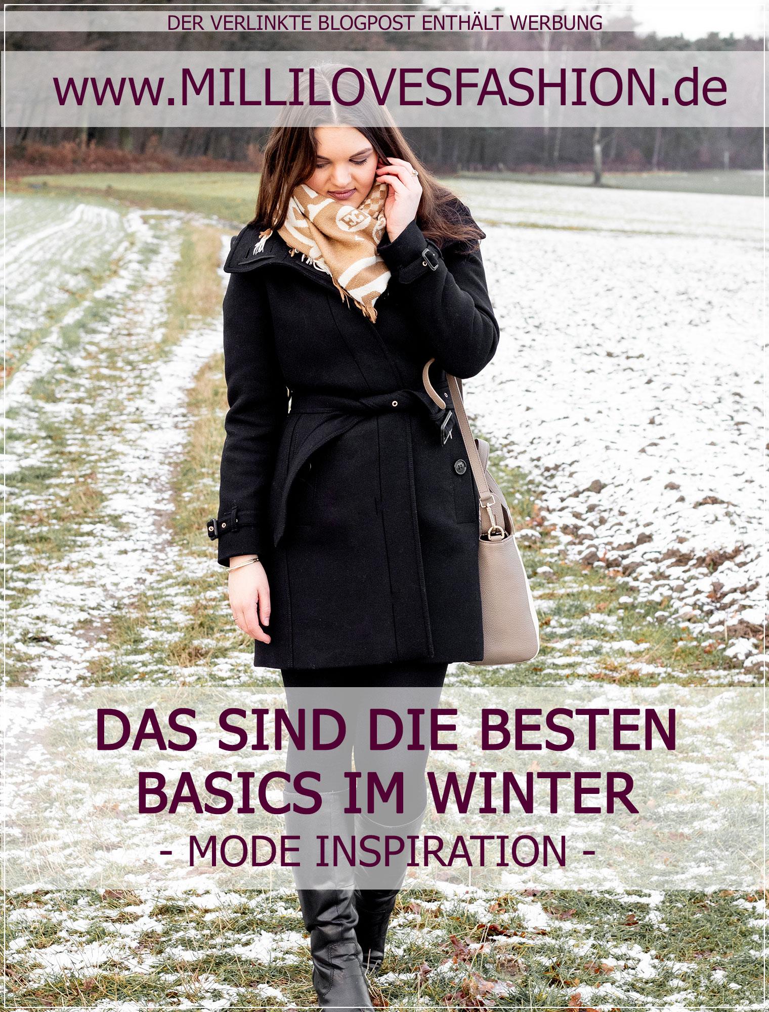 Die besten Basics im winter