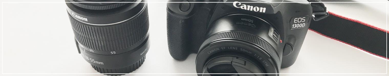 Spiegelreflexkamera, Canon 1300d