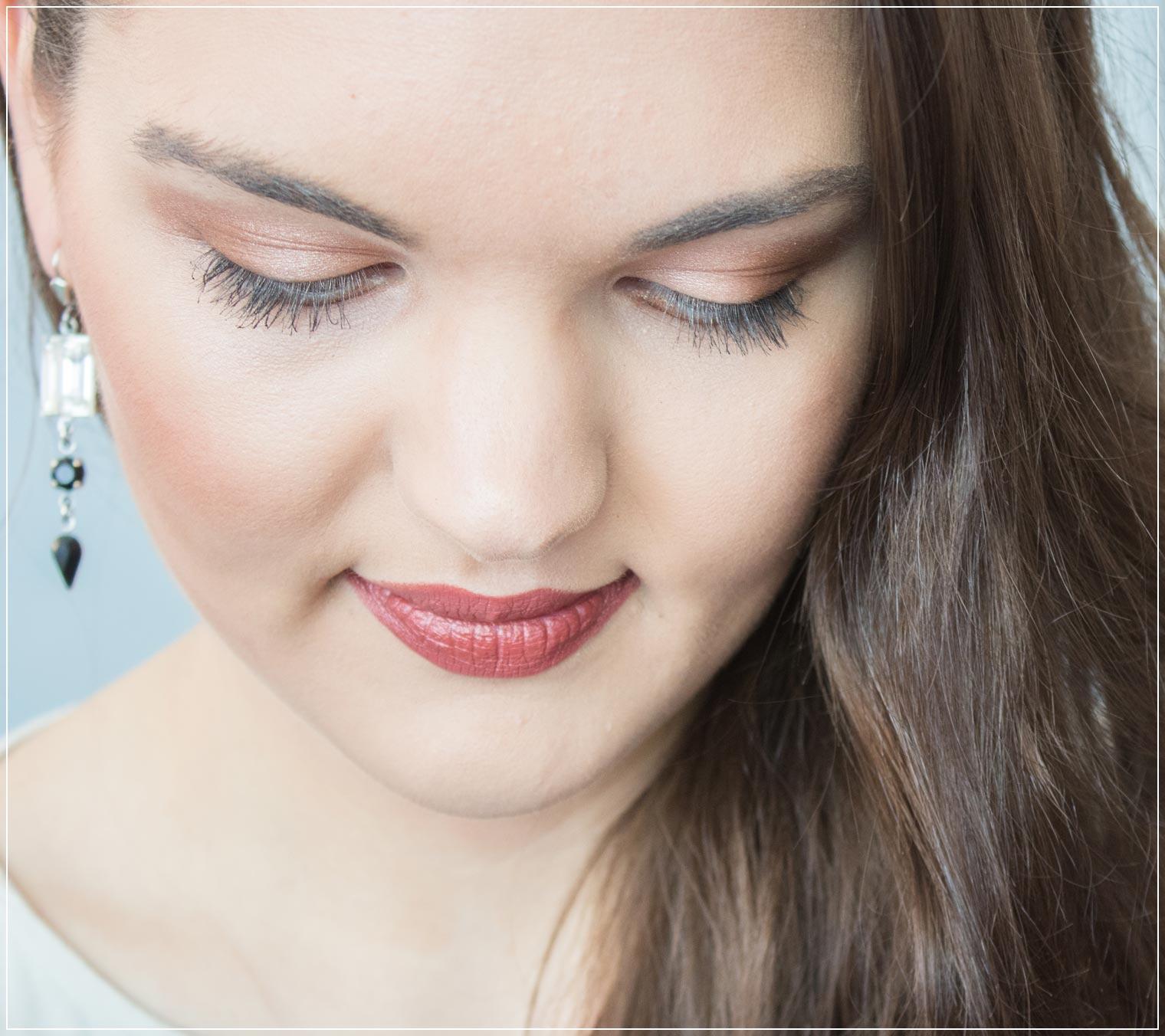 dezentes Tages-Make-Up für den Alltag